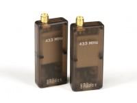 HKPilot 500mWのトランシーバテレメトリラジオセットV2(433MHzの)