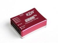 プログラムカードでのKDS Ebar V2フライバーレス飛行制御システム