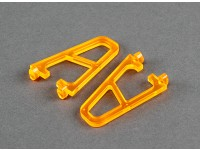 FPV250 V4ゴースト版オレンジのランディングギア(2個)