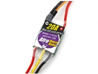 アフロレーススペックミニ20Ampオプトマルチロータースピードコントローラ