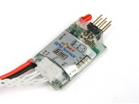 FrSkyスマートポートRPMと温度センサー