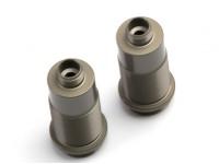 BSR Beserker 1/8トラギー - フロントショックボディ19x46mm(2個)814182