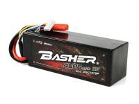 バッシャー4000mAh 6S 65Cハードケースパック