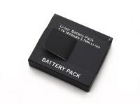 Xiaoyiアクションカメラ1010mAhのためのリチウムイオン電池をスペア