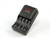 AA / AAA 1.6V細胞(EUプラグ)のためのBPI T8606A Ni-Zn系バッテリー充電器