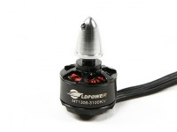 LDPOWER MT1306-3100KVブラシレスMulticopterモーター(CW)