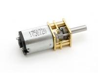 ブラシ付きモータ15ミリメートル6V 20000KV / 50ワット:1レシオギアボックス