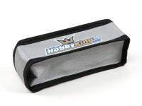 HobbyKing®™防炎LiPolyバッテリーバッグ(170x45x50mm)(1個)