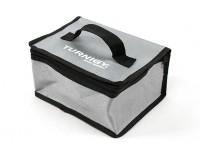 Turnigy®防炎LiPolyバッテリーバッグ(ジッパー付き)(200x155x95mm)(1個)