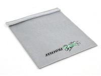 MultiStar防炎LiPolyバッテリーバッグ(フラット)(210x165mm)(1個)