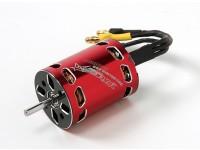 TrackStar 380センサレスブラシレスモーター4400KV
