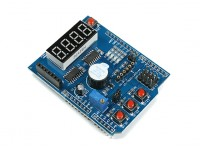 Arduinoの宇野/レオナルドのための多機能開発シールド