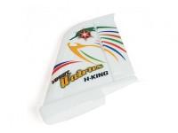 HobbyKing®™ナイトセイウチ - スペアパーツ - 垂直フィンとラダー