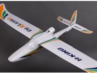 HobbyKing®™Bixler®™2 EPO 1500ミリメートル/オプションフラップwをフライする準備ができました - モード2(RT