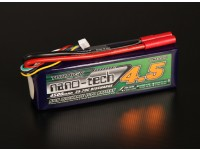 Turnigyナノテクノロジー4500mah 5S 35〜70Cリポパック