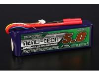 Turnigyナノテクノロジー5000mAに4S 25〜50Cリポパック