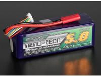 Turnigyナノテクノロジー5000mAに6S 35〜70Cリポパック