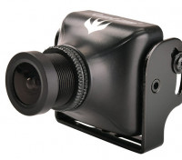 RunCam Swift 600TVL FPV Camera PAL (Black) IR Block (Top Plug)