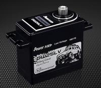 Power HD DW-25LV Digital Waterproof Servo 25kg / 0.11s / 80g- Front