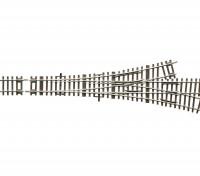 RocoLine HO DWW 15 3 Way Turnout (287.5mm)