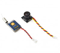 FX806TC Detachable Super Mini FPV Camera 25mW VTX Combo