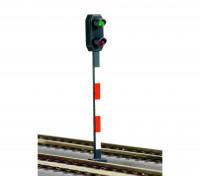 Roco HO Scale SNCF Double Aspect Signal