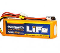 HobbyKing 1500mAh LiFe 3S 9.9V Transmitter Pack