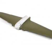 DuraflyカーチスP-40Nウォーホーク用交換ウイングセット。