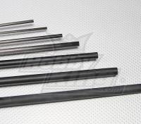 カーボンロッド(固体)1.5x750mm