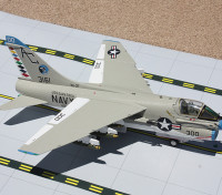 "Gemini Jets US Navy ""Raging Bulls""  A-7E Corsair II 1:72 Diecast Model GAUSN9002"