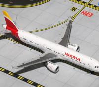 Gemini Jets Iberia Airbus A321-200 New Livery EC-ILO 1:400 GJIBE1494