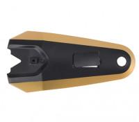 Walkeraのロデオ150  - スケールボディーカバー(ブラック/ゴールド)