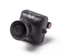 RunCamフクロウプラス700TVLミニFPVカメラ - ブラック(PAL版)