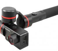 FeiYuテック召喚4kのアクションカメラ統合ハンドヘルドジンバル&無線LAN /ワット