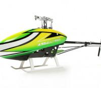 アサルト450Lフライバーレス3Dヘリコプターキット