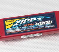 ジッピー4000mAh 2S1P 25CカーLipoly(ROAR APPROVED)(DE倉庫)