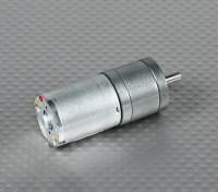 133RPMブラシ付きモータ75 /ワット:1ギアボックス