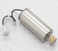 HobbyKing Q-BOTのクワッドローター - ブラシ付きモータ