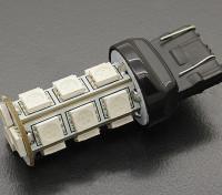 LEDコーンライト12V 3.6W(18 LED) - ブルー