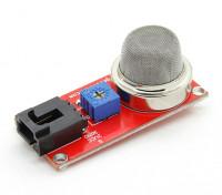 Kingduino MQ-2ガスセンサー、煙、メタン、ブタン検出