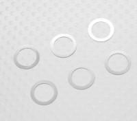デフ16Tギアワッシャ -  1/10 Quanumバンダル4WDレーシングバギー(6本)