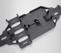 シャーシ -  1/10 Hobbykingミッション-D 4WD GTRドリフトカー