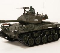US-M41A3ウォーカーブルドッグ軽RC戦車RTRワット/エアガン&送信