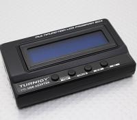 ブラシレスESCのためTurnigy多機能LCDプログラムボックス