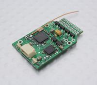 マイクロMWCフライト・コントロール・ボードのDSM2互換性のあるESCのX4ブラッシュ統合
