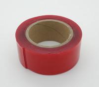 サーボテープ(クリア)25ミリメートルのXの1メートル