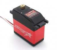 Trackstar TS-500HDアナログメタルギアレーシングサーボ27.3キロ/ 0.22sec / 188グラム