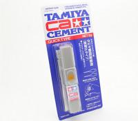 タミヤCAセメントクイックタイプ(ネット2グラム)