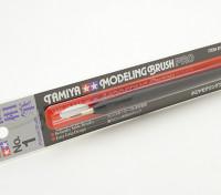 タミヤモデリングブラシプロ(尖ったその1)