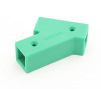 RotorBits 45度コネクタ(緑)